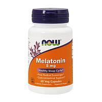 Мелатонин Melatonin 5 mg (60 cap) USA
