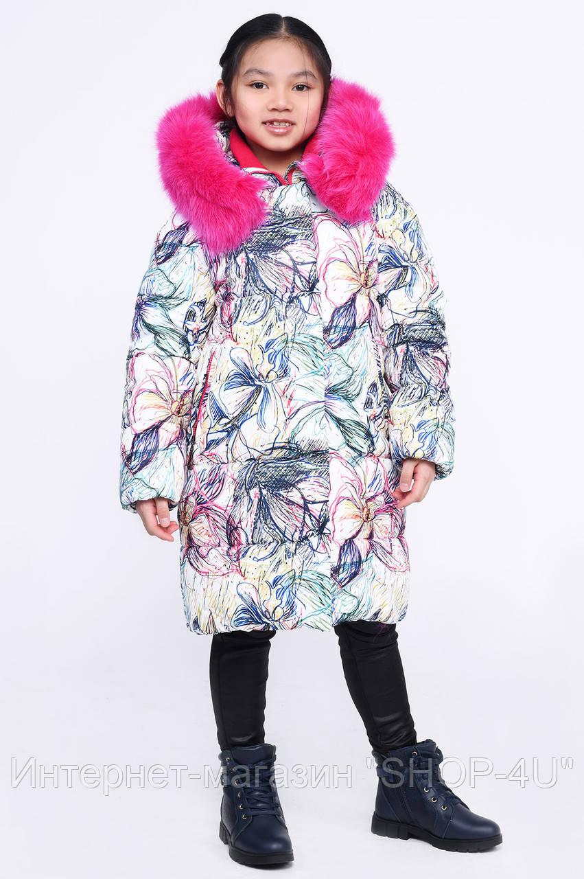X-Woyz Детская зимняя куртка X-Woyz DT-8260-3
