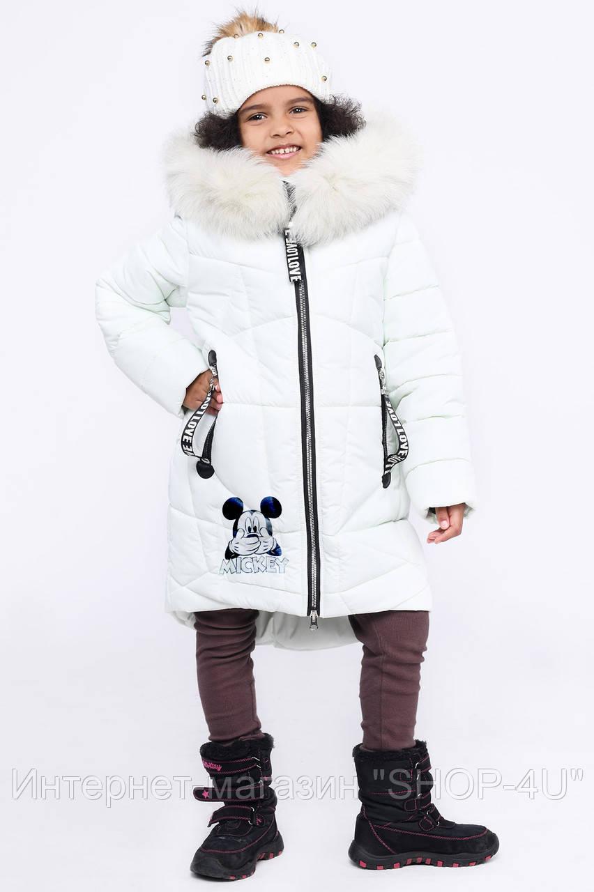 X-Woyz Детская зимняя куртка X-Woyz DT-8293-6