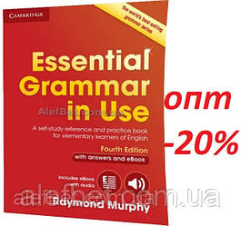 Английский язык / Essential Grammar In Use+Аnswers+eBook. Грамматика Мерфи Murphy / Cambridge