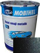 """498 Автоемаль базова """"металік"""" Helios Mobihel """"Блакитно-синя"""", 1л"""