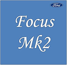 Ford Focus Mk2 2004-2011