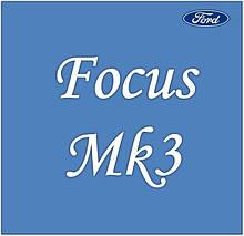 Ford Focus Mk3 2011-2018