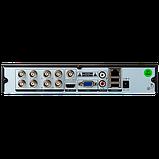 Гибридный видеорегистратор AHD Green Vision GV-X-S028\08 1080P*, фото 3