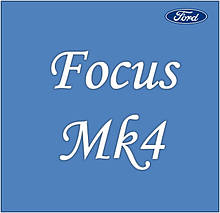 Ford Focus Mk4 2018+