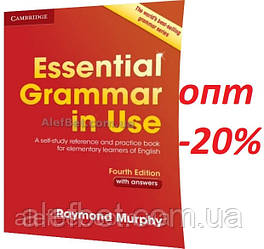 Английский язык / Essential Grammar In Use+Answers. Грамматика Мерфи Murphy / Cambridge
