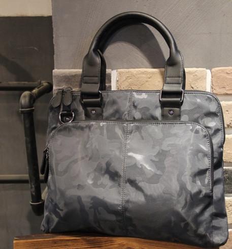 Мужская кожаная сумка. Модель 61271