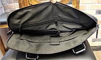 Мужская кожаная сумка. Модель 61271, фото 10