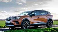 Новое поколение кроссовера Renault Kadjar получит гибридные моторы
