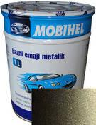 """630 Автоэмаль базовая """"металлик"""" Helios Mobihel """"Кварц"""", 1л"""