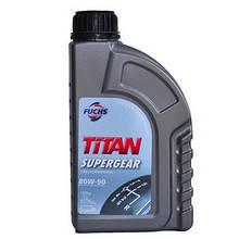 Трансмиссионное масло Fuchs TITAN SUPERGEAR 80W90 1л