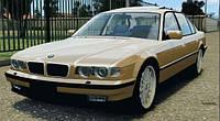 Ветровики боковых окон, дефлекторы на БМВ 7 серия / BMW seria 7,E38 1994-2001 год