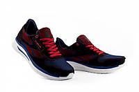 Чоловічі кросівки текстильні літні сині-червоні Lions R16-сет-з-кр р  40 43 44 45 40