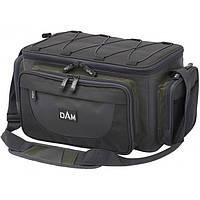 Сумка DAM Lure Carryall Bag L для риболовлі багатофункціональна+4коробки 44х25х24см