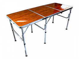 Стіл складаний компактний для пікніка потрійний Ranger (RA 1815)