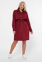 KSU-KSU Платье-рубашка KSU-KSU 30101-33