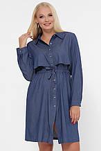 KSU-KSU Платье-рубашка KSU-KSU 30101-35