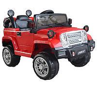 Детский электромобиль джип Range RoverT-7838RED/красный Bluetooth