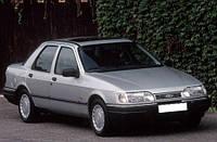 Ветровики боковых окон, дефлекторы на Форд Сиера седан и лифтбек / FORD Sierra 4d/5d 1987-1993 год