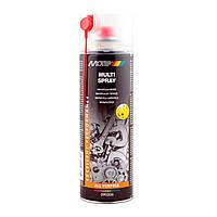 "Универсальная смазка ""Multi spray"" Motip 500 мл"