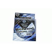 Флюорокарбонові волосінь Megastrong 0,18 (100)