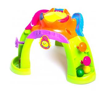 Игровой столик с шариками Игрушка для ребенка от 6 до 36 мес Логический столик