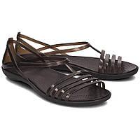 Crocs Isabella Sandal оригинал США W9 39-40 (25 см.) классические босоножки сандалии лодочки крокс original