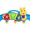 Погремушка игровой центр Развивающая игрушка для ребенка от 3 мес, фото 2