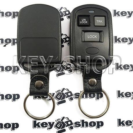 Корпус пульта для  Hyundai Sonata (Хундай Соната) 3 кнопки, фото 2