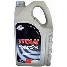Моторное масло Fuchs TITAN SUPERSYN 5W40 5л