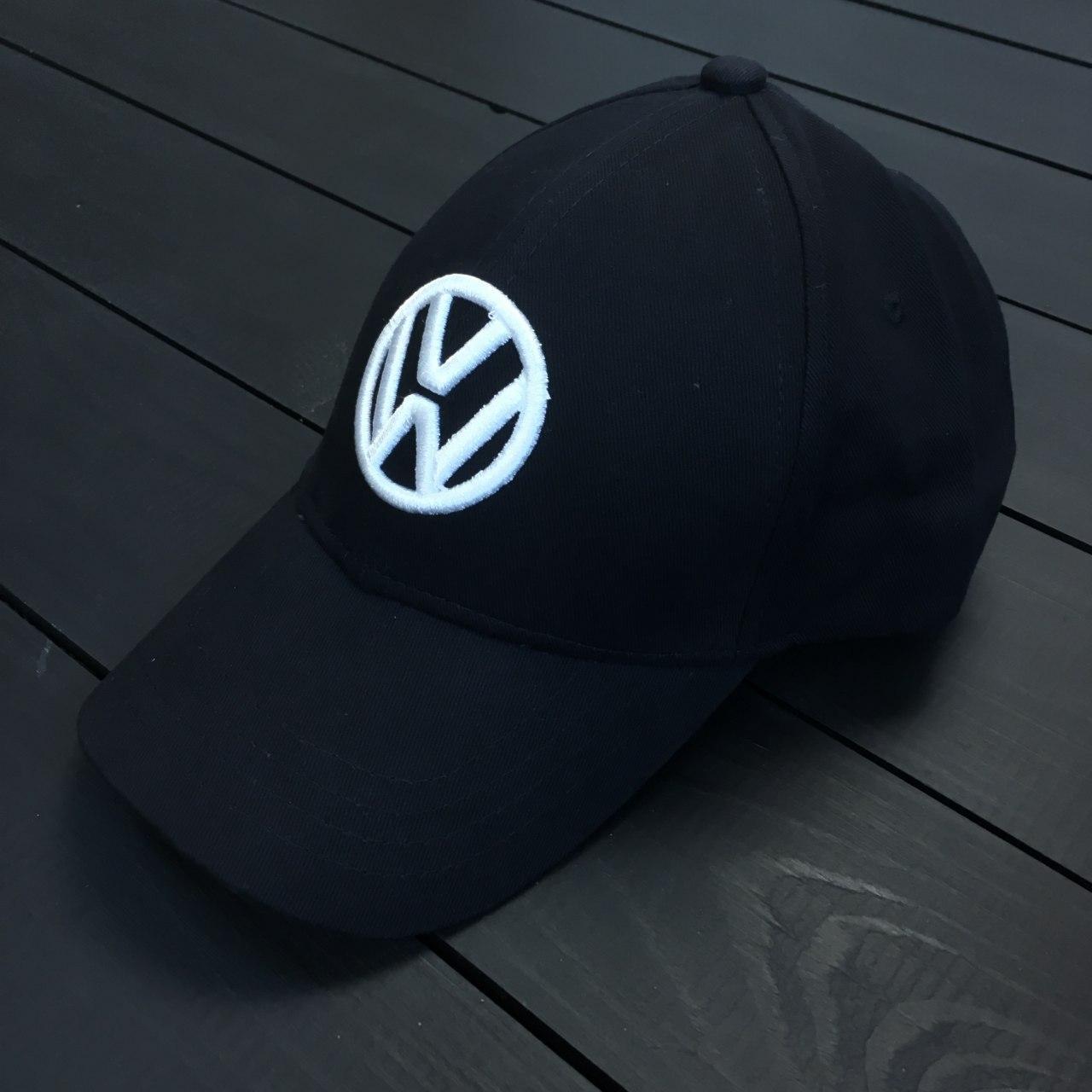 Кепка Volkswagen черная