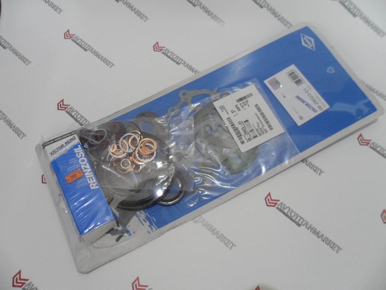 02928729 Комплект прокладок нижний F4L1011/F3L1011