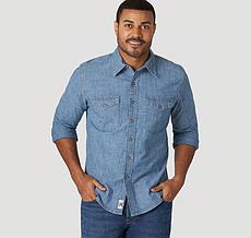 Рубашка джинсовая Wrangler -