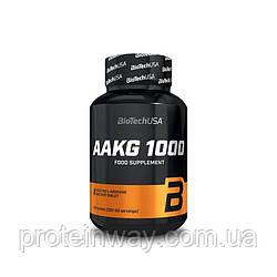 Biotech USA L-Аргинин AAKG 1000 100 табл
