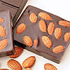 Шоколад черный без сахара Torras ZERO with almonds с миндалем 150 г Испания, фото 3
