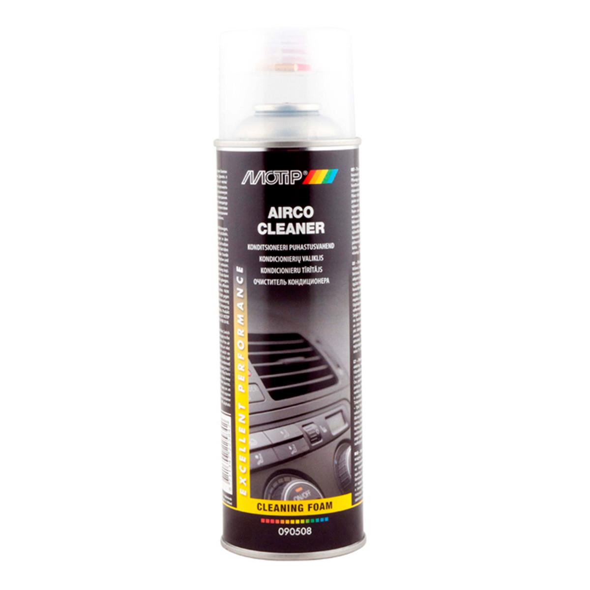 """Очиститель кондиционера """"Airco Cleaner"""" Motip 500 мл"""