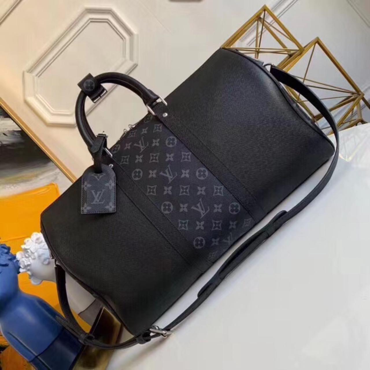 Дорожная сумка Луи Витон Keepall 45, кожаная реплика