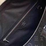 Дорожня сумка Луї Вітон Keepall 45, шкіряна репліка, фото 7