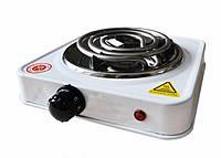 Электроплита Domotec MS-5801 | электрическая плита настольная, фото 1