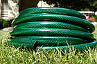 Шланг садовый Tecnotubi Euro Guip Green для полива диаметр 5/8 дюйма, длина 25 м (EGG 5/8 25), фото 5