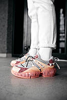 Кроссовки женские Jimmy Choo Pink розовые