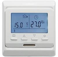 Терморегулятор для теплого пола программируемый Е51