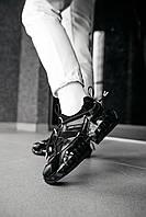 Кроссовки женские Jimmy Choo Black Черные