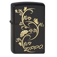 Запальничка Zippo 218.907 Floral Fan