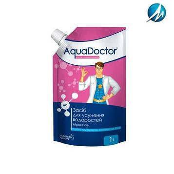 Альгицид AquaDoctor AC, 1 л дой-пак