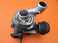 Турбина Garrett для Fiat Doblo 1.9 Multijet. 2006-. Турбокомпрессор Гарретт на Фиат Добло 1.9 мультиджет.