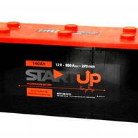 Аккумулятор StartUp(Веста) 140Ah, L,EN 900,автомобильный . Работаем с НДС