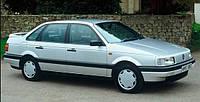Ветровики боковых окон, дефлекторы на Фольксваген Пассат Б_3 / Volkswagen Passat b3 1988-1993 год