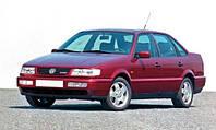 Ветровики боковых окон, дефлекторы на Фольксваген Пассат Б_4 /  Volkswagen Passat b4 1993-1997 год