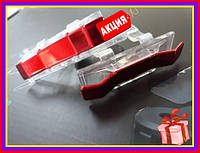 Триггер для смартфона Iron Red хромированный для игор геймпад джостик  + подарок